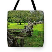 Old Time Tradition Tote Bag