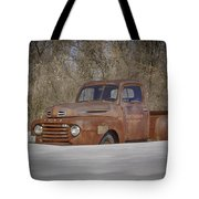 Old Timer In Color Tote Bag