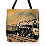 Old Timer T Tote Bag