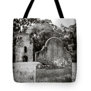 Old Tombstone  Tote Bag