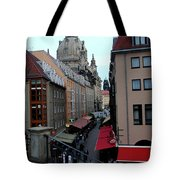 Old Town Dresden Tote Bag