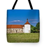 Old Town Fortress In Durdevac Croatia Tote Bag