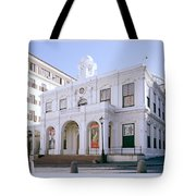 Old Town House Tote Bag