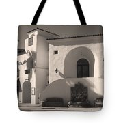 Old Town Tote Bag by Laurie Search