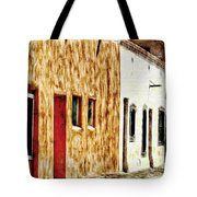 Old Town New Mexico Tote Bag