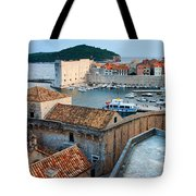 Old Town Of Dubrovnik Tote Bag