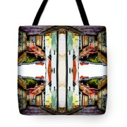 Old Town Stories Art 1 Tote Bag