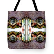 Old Town Stories Art 3 Tote Bag