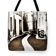 Old Town Streams  Tote Bag