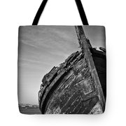 Old Traditional Tagus River Sailboat Tote Bag