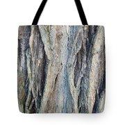Old Tree Wrinkles Tote Bag