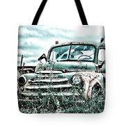 Old Truck - Cool Glaze Tote Bag