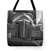 Old Truck Grill Tote Bag