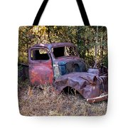 Old Truck - Purtis Creek Tote Bag