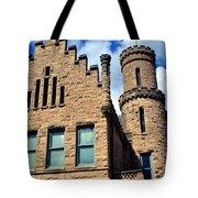 Old Vanderburgh County Jail Tote Bag