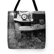 Old Vintage Dodge Work Truck Tote Bag