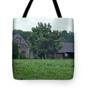Old Virginia Barns Tote Bag