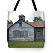 Old Virginia Church Tote Bag