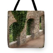 Old Wall In  Praga Tote Bag