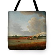 Old Walton Bridge Tote Bag
