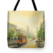 Old Warsaw - Poland Tote Bag