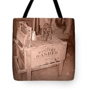 Old Washer Tote Bag