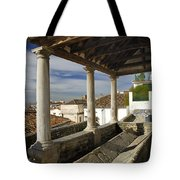 Old Washing In Granada Tote Bag