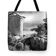 Old Water Tower Tote Bag