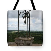 Old Well Chateau Chaumont Tote Bag