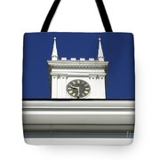 Old Whaling Church Tote Bag