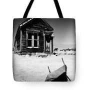 Old Wheelbarrow Tote Bag
