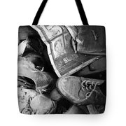 Old Wilted News  Tote Bag