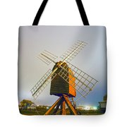 Old Wind Mill Tote Bag