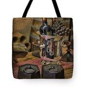 Old Wine Tote Bag