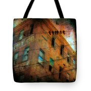 Old Wires Tote Bag