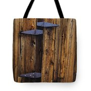 Old Wood Barn Tote Bag