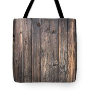Old Wood Shack Exterior Background Tote Bag