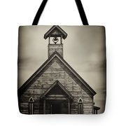 Old Wooden Sanctuary Tote Bag
