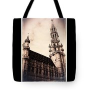 Old World Grand Place Tote Bag