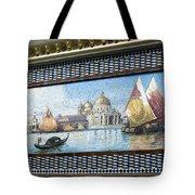 Old World Port Tote Bag