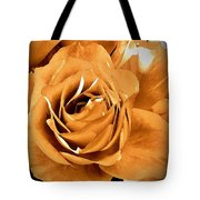 Old World Roses  Tote Bag
