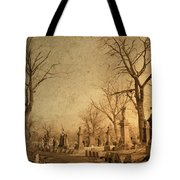 Old World Vision Tote Bag
