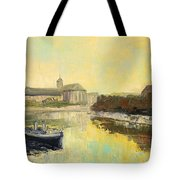 Old Wroclaw - Poland Tote Bag