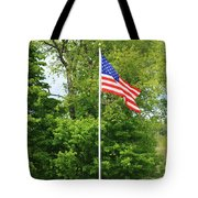 Old Yard Cemetery In Stowe Vermont Tote Bag