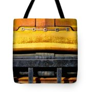 Old Yellow By Diana Sainz Tote Bag