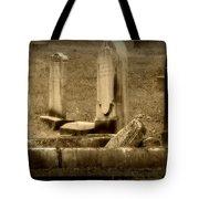 Olde Graves Tote Bag