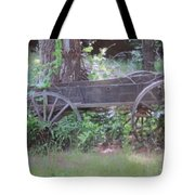 Olden Days Tote Bag