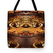 Olden Golden Tote Bag