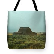 Oldest Barn In The Country Tote Bag