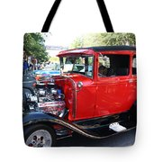 Oldie But Goodie - Classic Antique Car Tote Bag